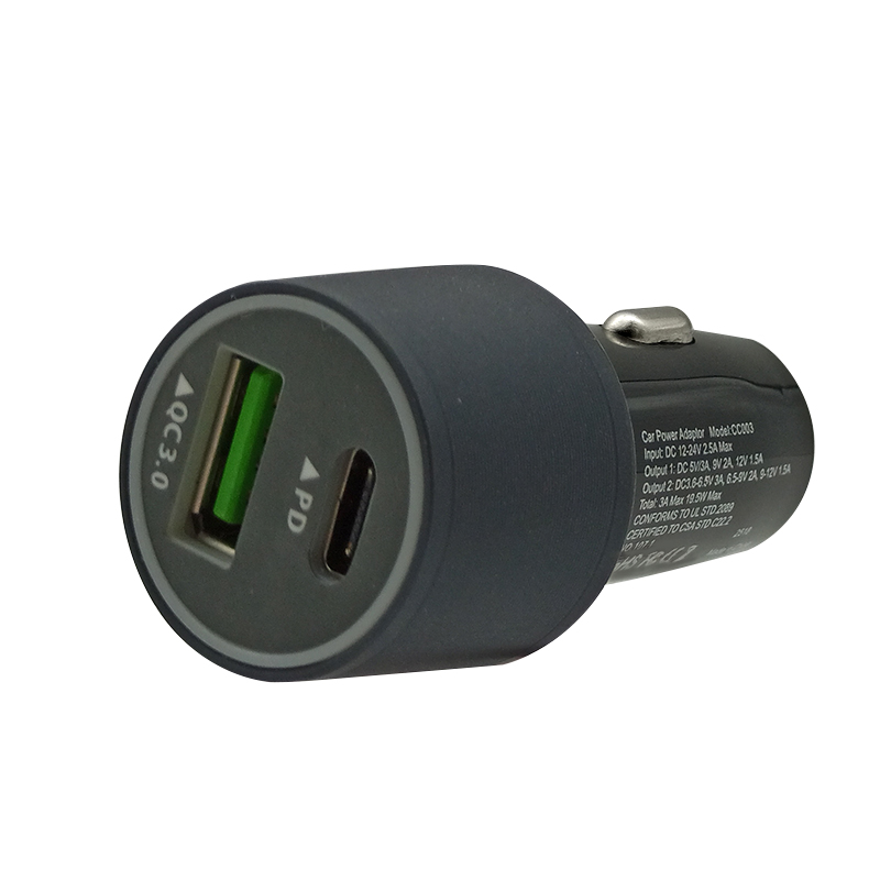 PD QC3.0 CAR CHARGER