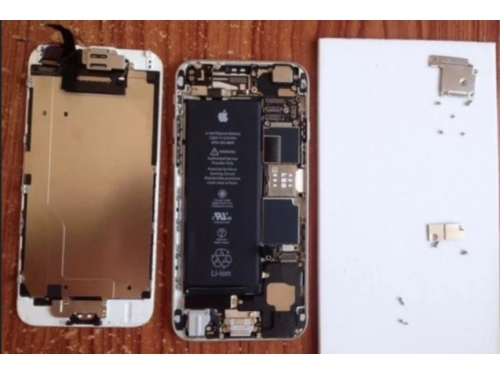 Teach yourself to replace your iPhone's battery and sav...